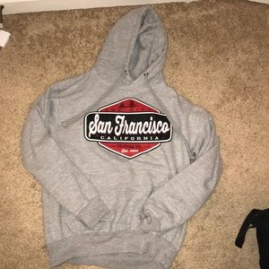 Tops - Women's extra small hoodie